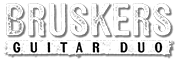 Bruskers Guitar Duo - Logo
