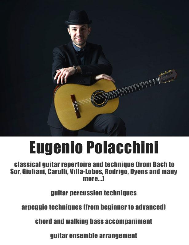 Eugenio Polacchini lezioni online