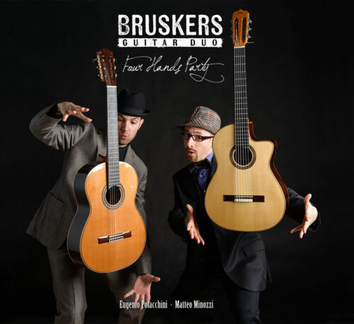 Four Hands Party by Bruskers Guitar Duo