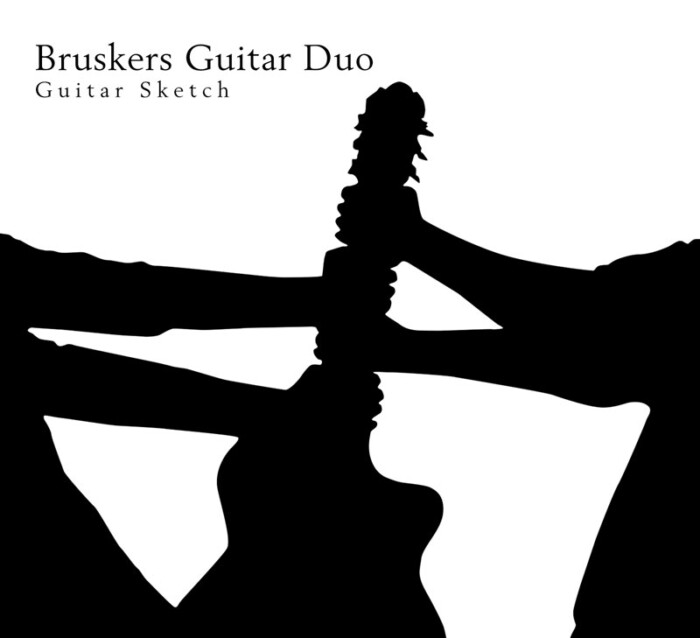 Guitar Sketch by Bruskers Guitar Duo