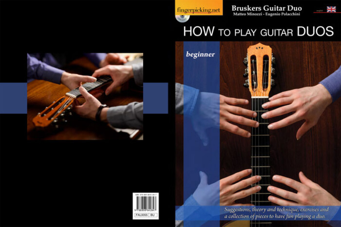 How to Play Guitar Duos by Bruskers Guitar Duo