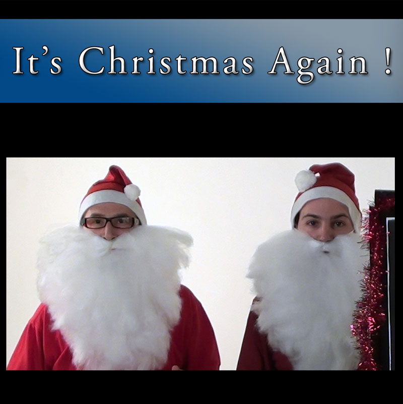 It is Christmas Again by Bruskers Guitar Duo