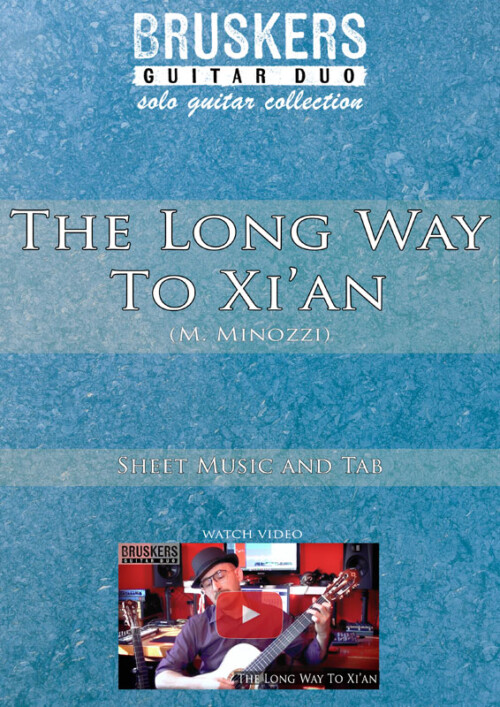 The Long Way To Xian by Matteo Minozzi