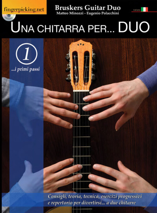Una Chitarra per DUO by Bruskers Guitar Duo