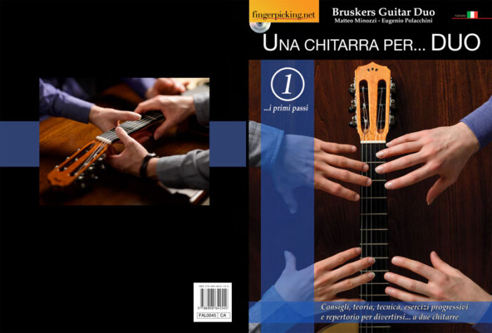 Una Chitarra per DUO by Bruskers Guitar Duo