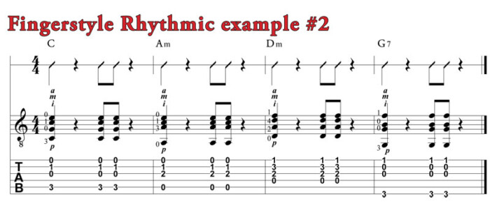 Chord Progression Practice in C Major
